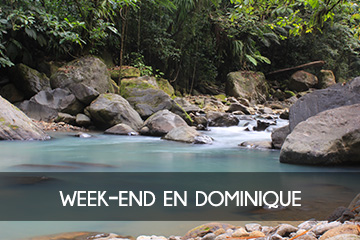 Weekend Evasion en Dominique