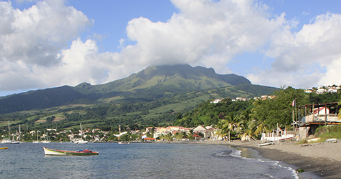 Croisière cata en Martinique