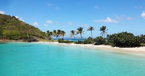 Croisière Kite Surf en catamaran dans les îles Grenadines