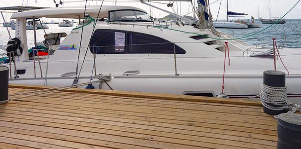 Croisière en catamaran dans les caraibes : Formalités de douanes
