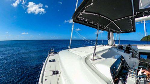 Croisière catamaran pour découvrir la Martinique